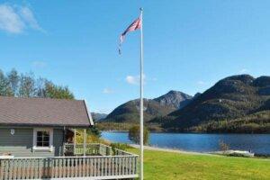 Ferienhaus am Hogsfjord und Lysefjord in Norwegen