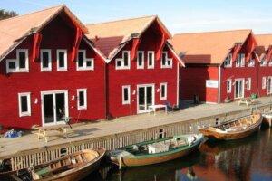 Ferienhaus in Hordaland in Norwegen