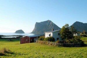 Ferienhaus Lofoten in Norwegen