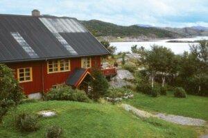 Ferienhaus in Nord-Trondelag in Norwegen