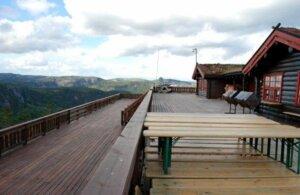 Ferienhaus in der Telemark in Norwegen