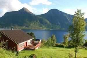 Ferienhaus in Versteralen in Norwegen