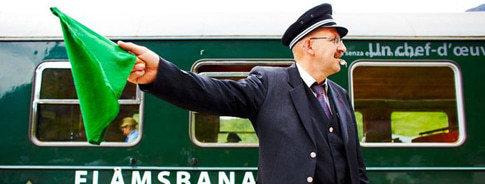 Die Flåmsbahn, eine der unglaublichsten Zugreisen der Welt