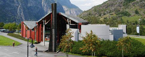 Hardangervidda Naturzentrum, das modernste Erlebniszentrum in Norwegen