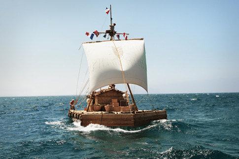 Kon-Tiki, Thor Heyerdahls berühmte Floßfahrt