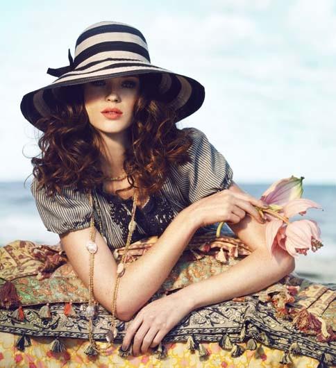 Skandinavische Mode: aufregende Farben und hochwertige Materialien ...