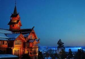 Holmenkollen Park Hotel Rica Oslo