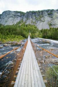 Wandern, Trekking in Norwegen