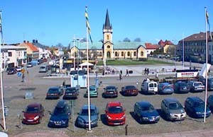 Webcam in Schweden