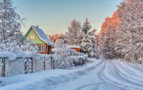 Weihnachten in Norwegen ist ein herrliches Erlebnis