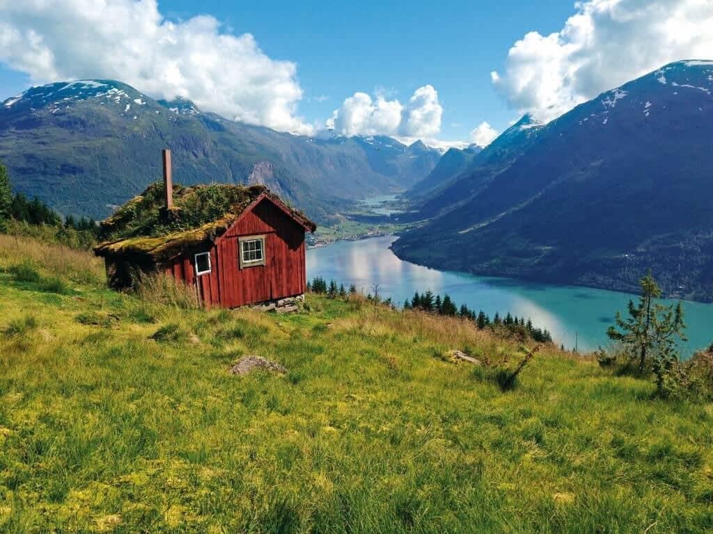 Einzigartige Fjordlandschaft