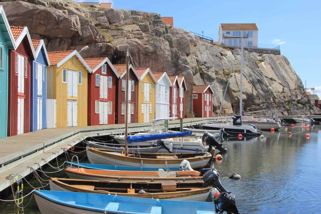Hafen Schweden
