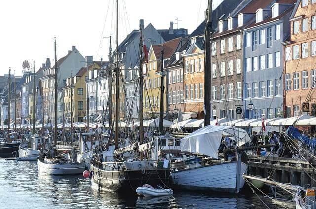 Der beliebteste Stadtteil von Kopenhagen - Nyhavn