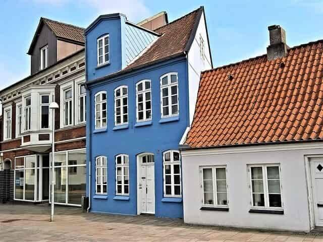Häuser in Sonderborg