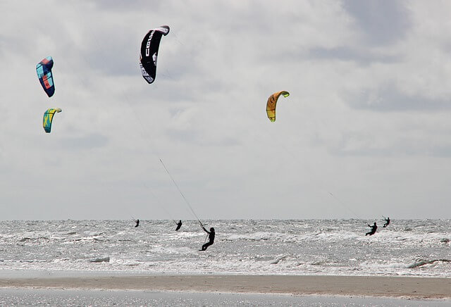 Windsurfen in Daenemark