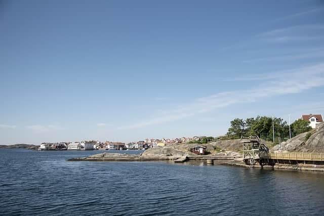 Die sechstgrößte Insel Schwedens - Tjörn