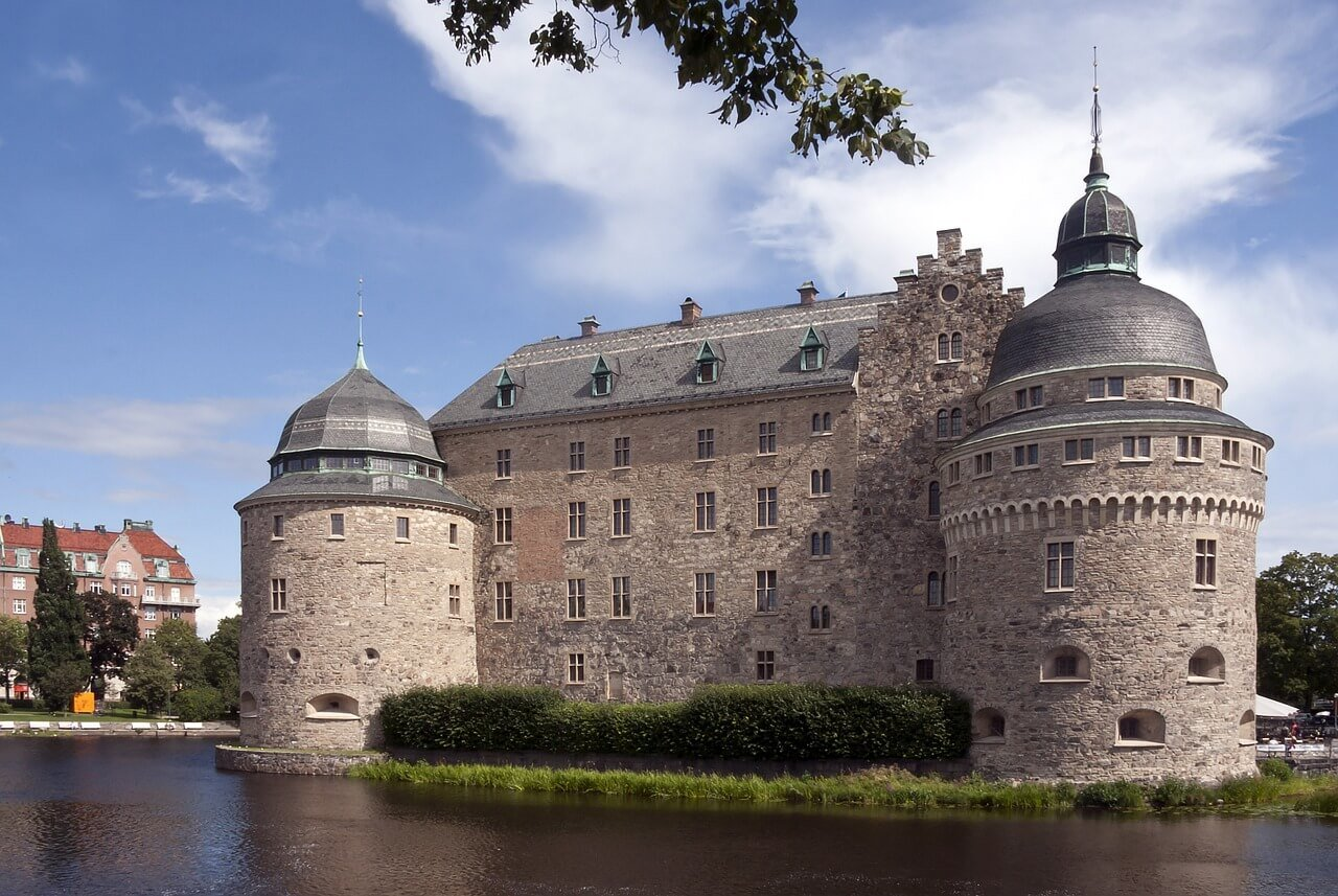 Oerebroe Schloss