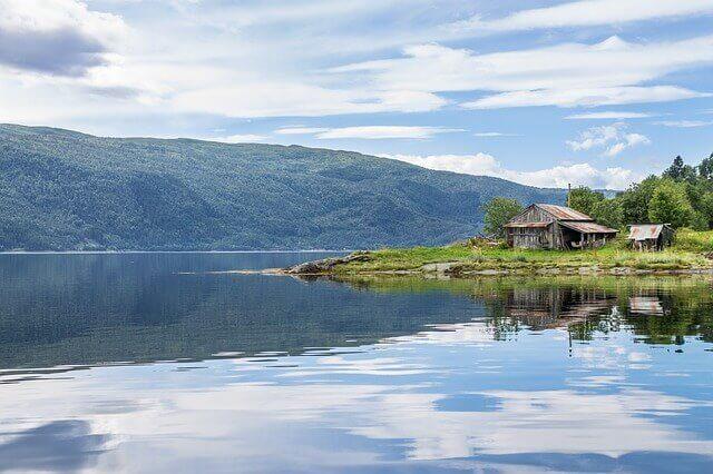 See in Norwegen