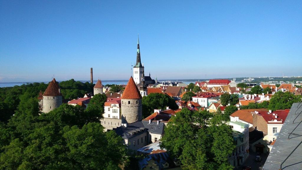 Von Helsinki nach Tallinn als Tagesausflug - Was kann man tun?