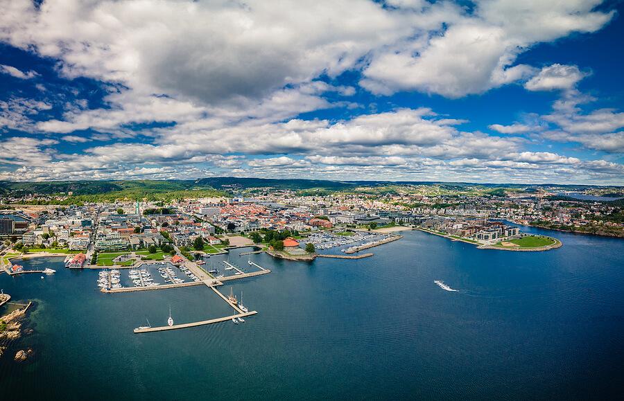 Kristiansand in Norwegen